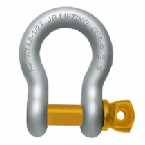 FORGED ANCHOR SHACKLE WITH SCREW PIN