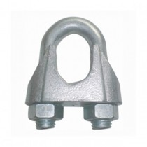 GALVANIZED WIRE ROPE CLIP
