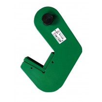 Horizontal Pipe Lifting Clamp Hook www.JBLifting.com